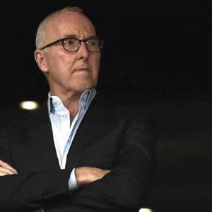 """OM/PSG - Verne """"Ce qui m'a saisi... c'est le regard de Frank McCourt... totalement perdu"""""""