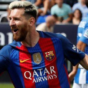 Lionel Messi 2017 - FC Barcelone