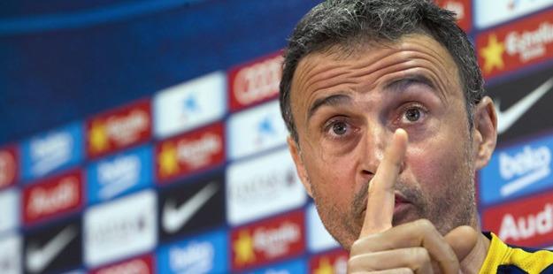 Barcelone/PSG : Luis Enrique refuse de commenter l'arbitrage