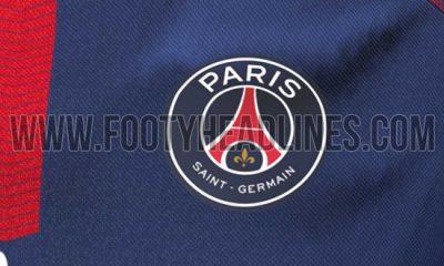 Les maillots à domicile du PSG de la saison 2017-2018 dévoilés en partie