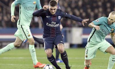 """Denoueix """"Verratti est l'héritier d'Iniesta...il n'aurait aucun mal à s'acclimater au Barça"""""""