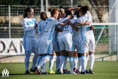 Féminines - Les Parisiennes s'inclinent 2-0 face à l'OM et disent adieu au titre