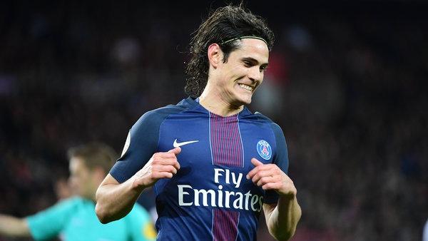 """Antoine Kombouaré """"Cavani, en termes de jeu sans ballon, c'est le meilleur"""""""