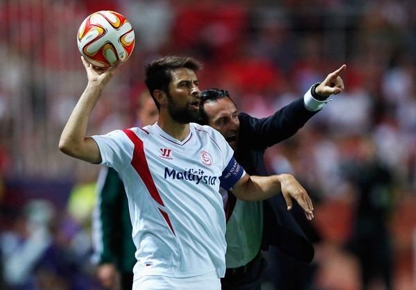 """Coke """"Emery est un grand connaisseur du football obsédé par la recherche de progression"""""""