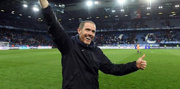 Coupe de France: Damien Ott «On ressort heureux, fiers de notre parcours»