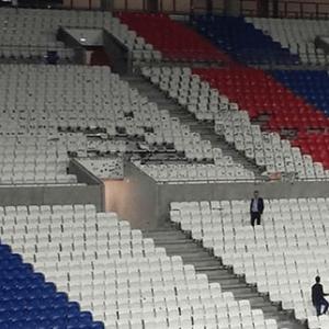 Dégradations au Parc OL - Le PSG devrait payer 100 000 euros et a 2 huis clos partiels avec sursis
