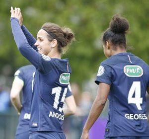 Féminines - Le PSG va en finale de Coupe de France grâce à une belle victoire contre l'ASSE !
