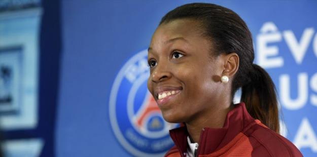 Geoyoro «J'ai été formée ici au Paris Saint-Germain. C'est mon club de coeur»
