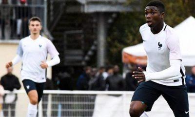 Loic Mbe Soh convoqué en Equipe de France U16