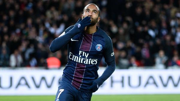 """Mercato - 3 clubs brésiliens pensent à Lucas, qui """"n'a pas l'intention de quitter la France"""""""