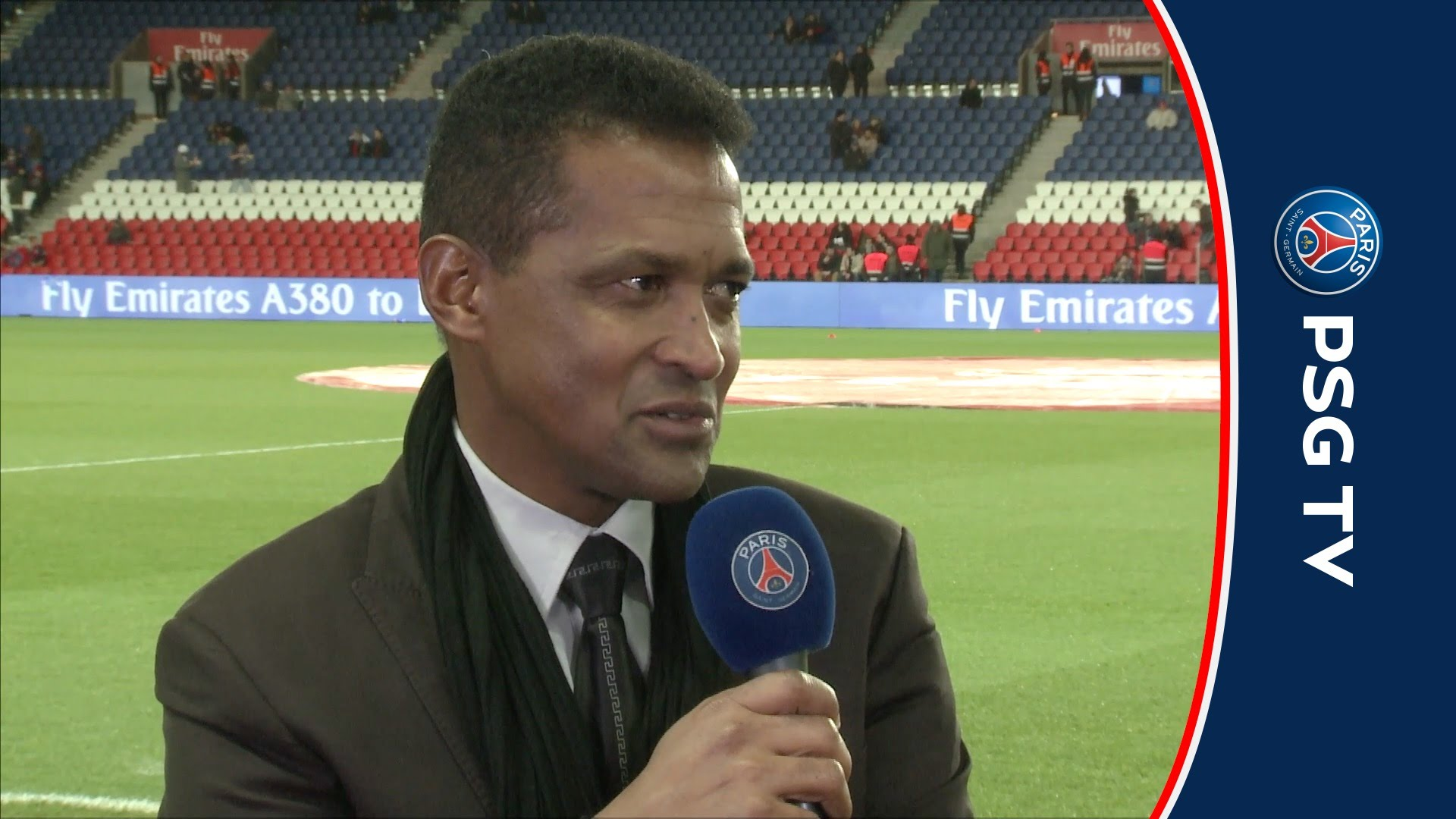 Valdo « Je suis très fier d'avoir porté le maillot du club »