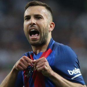 Mercato - Jordi Alba annonce clairement sa volonté de rester au FC Barcelone