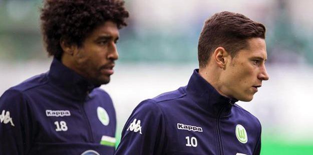 Dante « Draxler, que j'ai connu à Wolfsburg, m'a appelé avant de signer à Paris »