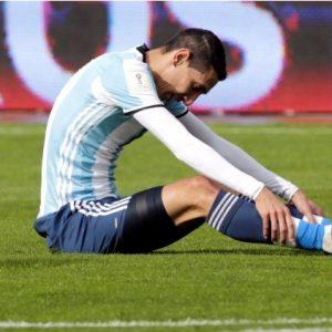 Les Argentins ne veulent plus d'Angel Di Maria