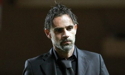Marco Simone limogé de son poste d'entraîneur au Stade Lavallois MFC