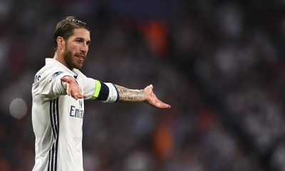 """Ramos """"L'arbitrage permissif, c'est celui contre le PSG. Piqué aime parler des arbitres"""""""