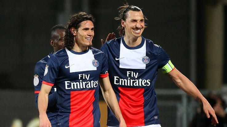 """Courbis """"Comparons ce qui est comparable, Zlatan et Cavani n'ont rien à voir"""""""