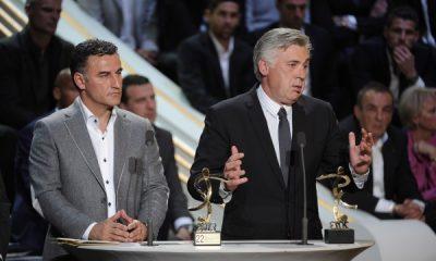 Ancelotti « Mes meilleures salutations et toutes mes félicitations à Christophe Galtier »