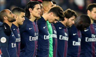 Angers/PSG - Une minute de silence en hommage aux victimes de Manchester avant la finale