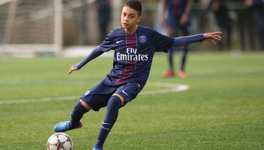 Bientôt un contrat de 5 ans au PSG pour Kays Ruiz-Atil ?