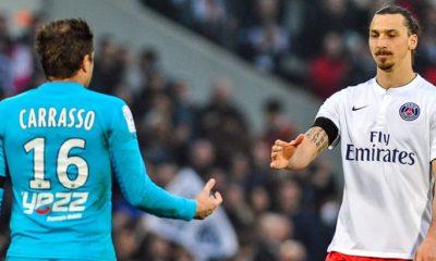 """Carrasso """"L'attaquant qui m'a fait le plus souffrir ? Zlatan. Il a ce côté un peu imprévisible"""""""