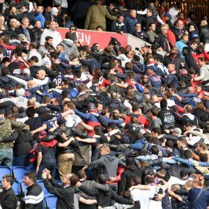 Des regroupements d'Ultras en tribune Boulogne seraient envisageables pour la saison prochaine