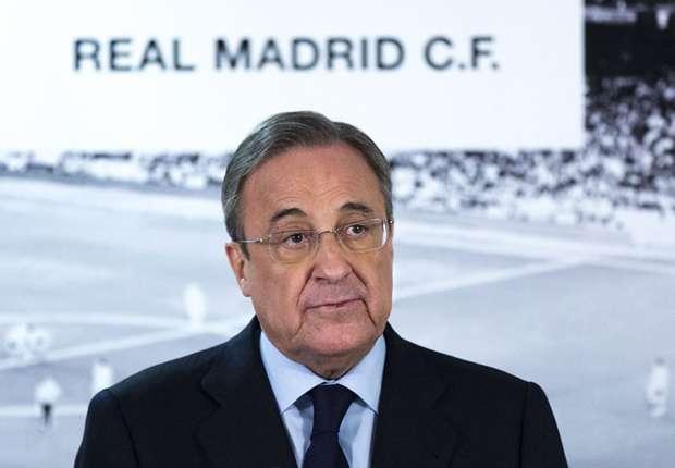 """Florentino Pérez """"Le football est en train de changer"""", notamment avec le PSG et le Qatar"""
