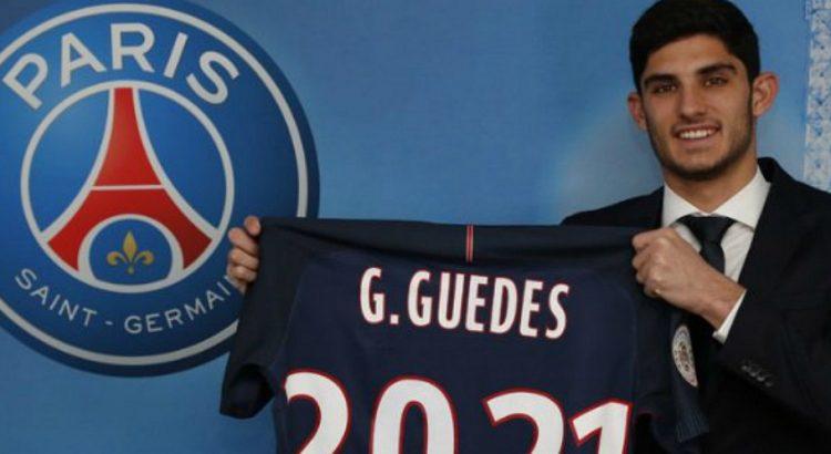 Gonçalo Guedes sélectionnés avec le Portugal pour l'Euro Espoirs 2017