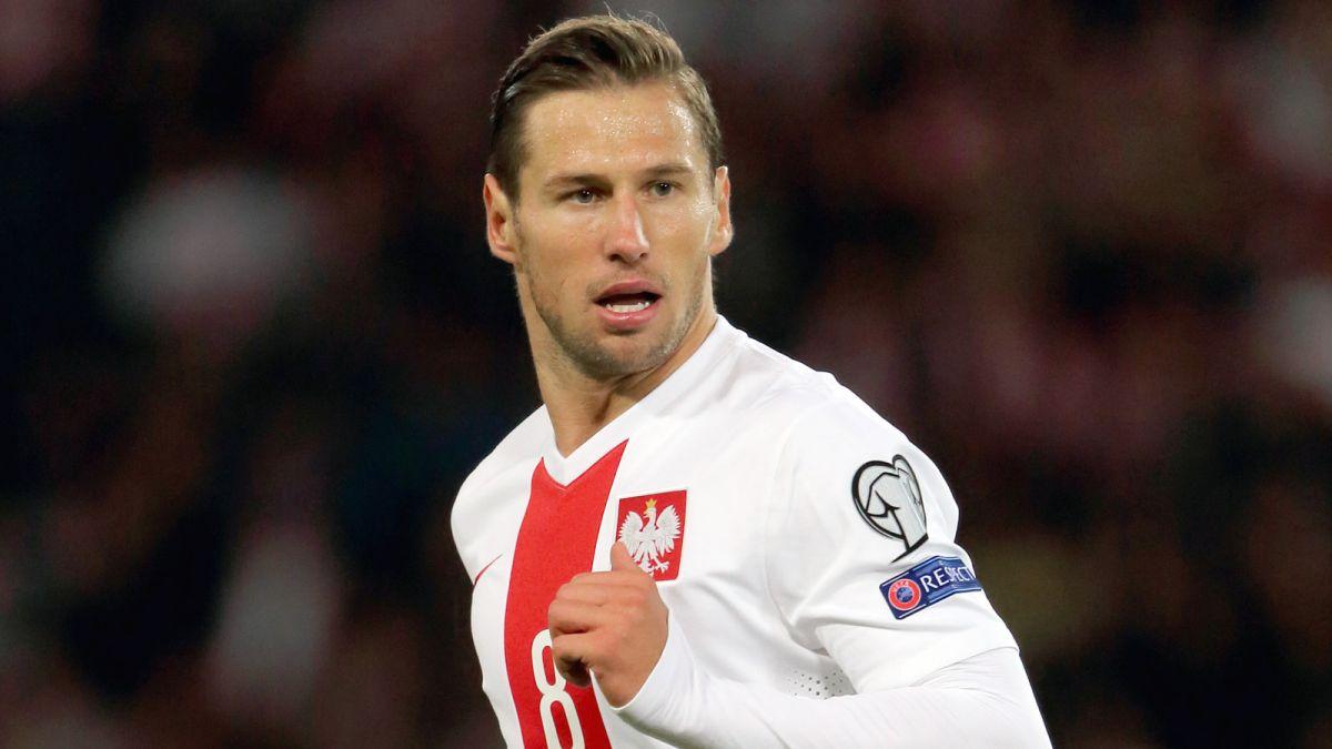 Grzegorz Krychowiak toujours sélectionné avec la Pologne