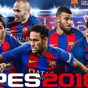 Konami lance le trailer de PES 2018, qui est clairement inspiré de la remontada du BarçaPSG
