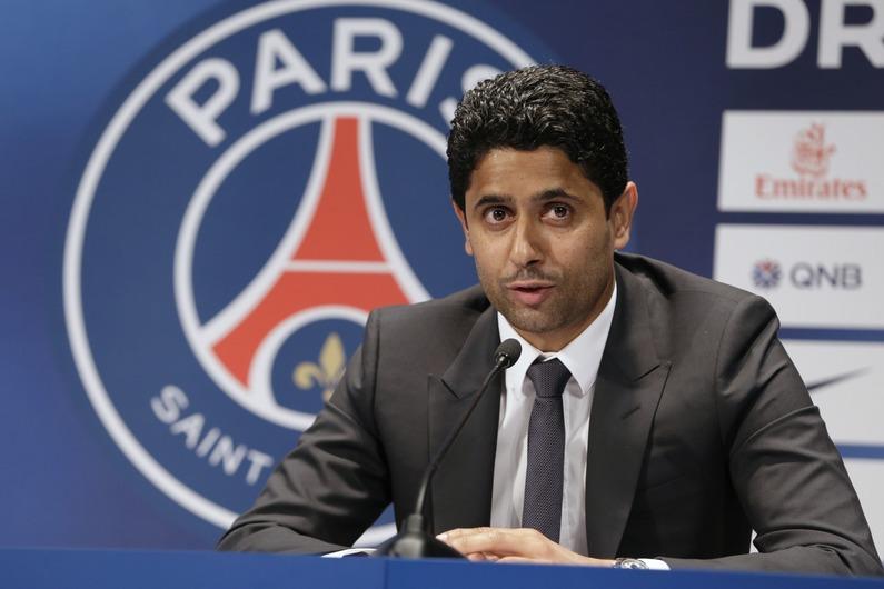 Le PSG, estimé à presque 1 milliard d'euros, est le 11e club européen au classement des valeurs
