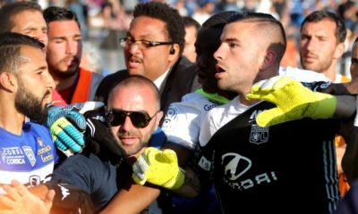 Ligue 1 - Bastia sanctionné par la LFP pour les incidents contre l'OL, espace visiteurs fermé lors PSG/Bastia