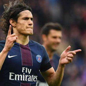 Ligue 1 - Cavani nouveau recordman du nombre de buts à l'extérieur sur une saison