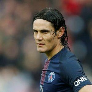 """PSG/Bastia - Cavani ne pense pas aux records, mais seulement à """"gagner des titres"""" avec Paris"""