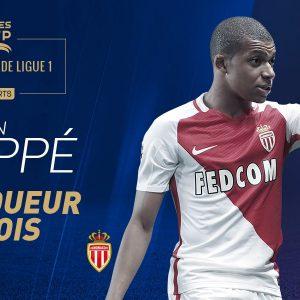 Ligue 1 - Kylian Mbappé élu meilleur joueur du mois d'avril devant Cavani.jpg