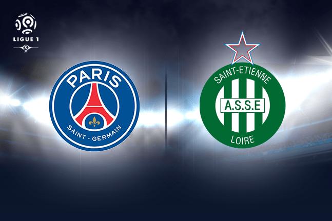 Ligue 1 - La 37e journée, avec ASSE/PSG, le dimanche 14 mai à 21h