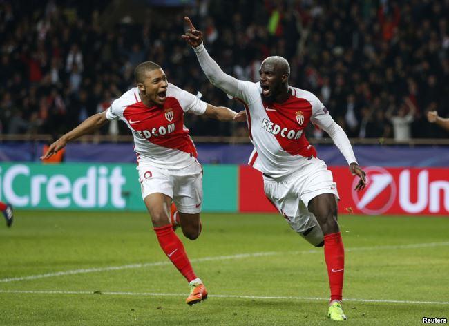 Ligue 1 - Monaco s'impose contre l'AS Saint-Etienne et est officiellement champion !