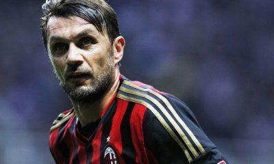 """Maldini """"J'ai eu des contacts, dont le PSG. Nasser Al-Khelaïfi, on a parlé plusieurs fois"""""""