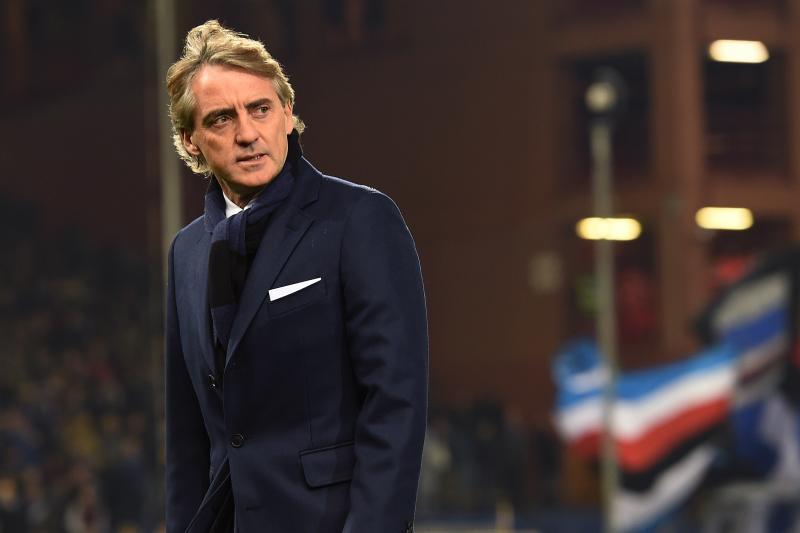 """Mancini """"On verra ce qu'il se passera, que ce soit en Italie ou à l'étranger, en France, en Espagne ou en Angleterre"""""""