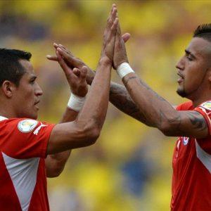 Mercato - Alexis Sanchez invité par Arturo Vidal à rejoindre le Bayern Munich