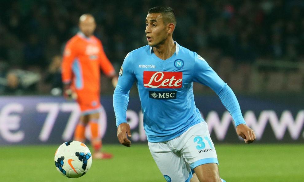 Mercato - Faouzi Ghoulam serait la cible du PSG pour prendre la place de Maxwell