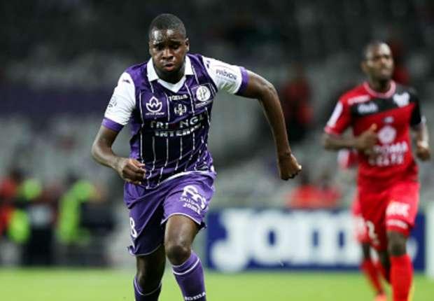 Odsonne Edouard a finalement repris l'entraînement collectif avec Toulouse cette semaine