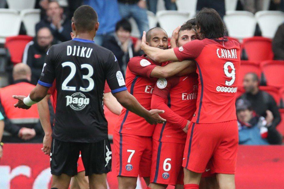 Ligue 1–Retour sur la 36e journée pour le PSG : les 4 premières places presque décidées