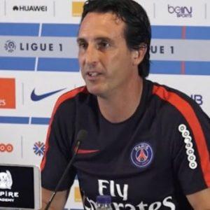 PSGCaen - Emery annonce les forfaits de Thiago Silva et Verratti, Ben Arfa mis de côté