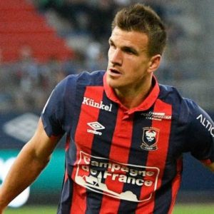 PSGCaen - Le club normand devra certainement faire avec 4 absences, dont Ivan Santini