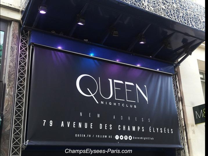 Le PSG aurait voulu prendre la place du Queen, mais l'offre n'a pas été convaincante