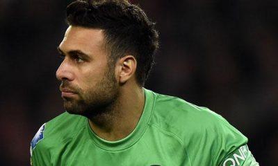 Salvatore Sirigu élu gardien le plus décevant de la saison en Liga par AS