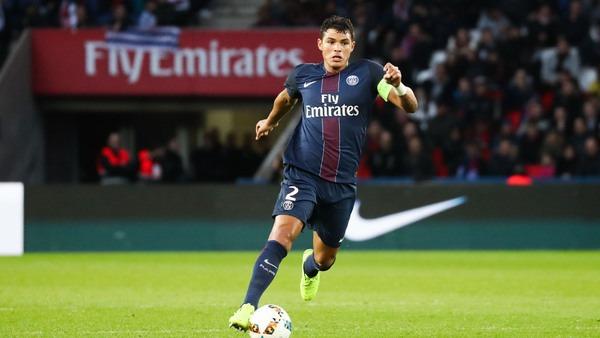 """Thiago Silva """"Le PSG meilleure défense de Ligue 1 ? Le secret, c'est toute l'équipe"""""""
