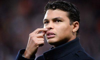 """Thiago Silva """"Monaco, ils sont arrivés en demi-finale de la Ligue des Champions, c'est un rêve aussi"""""""
