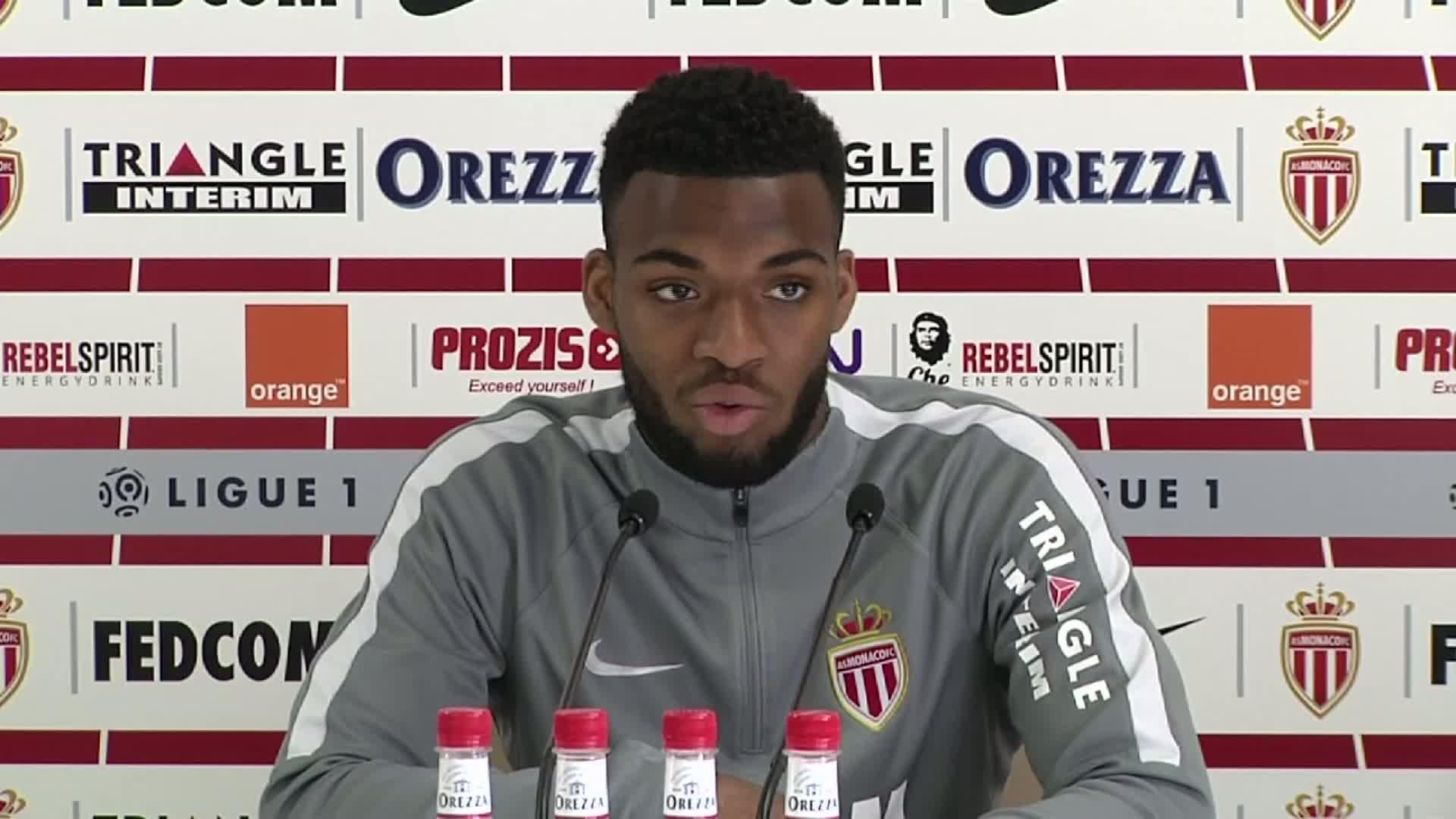 Lemar « On va essayer de prendre un maximum de points sur ces trois derniers matches »